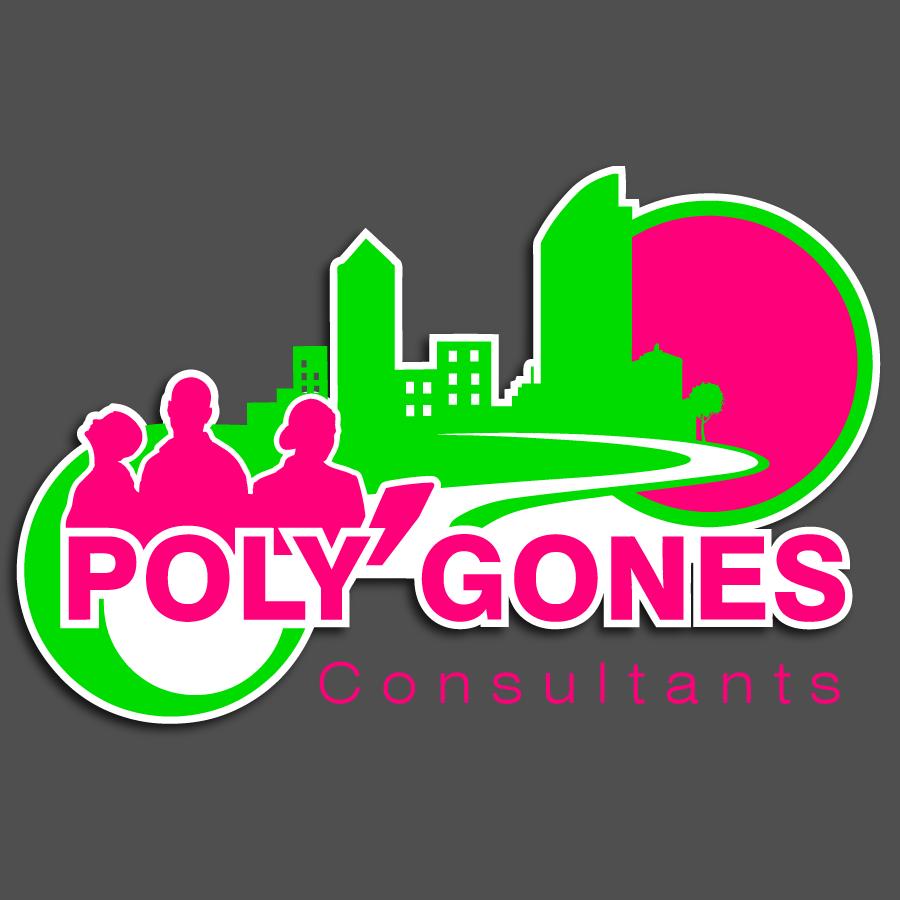 Logotype Poly'Gones