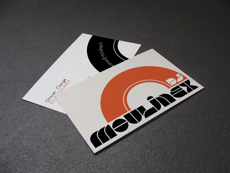 cartes DJ Moulinex